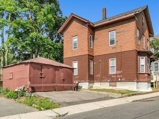 105 Forbes St., Boston, MA 02130 (MLS #72847169) :: EXIT Realty