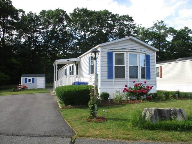 193 Tremont Street (Ipswich Dr) #35, Taunton, MA 02780 (MLS #72847252) :: Dot Collection at Access