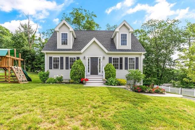23 Druid Hill Ave, Wakefield, MA 01880 (MLS #72847265) :: EXIT Cape Realty