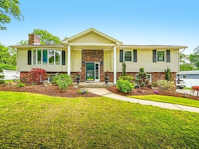 35 Glenn Drive, Wilbraham, MA 01095 (MLS #72847283) :: Westcott Properties