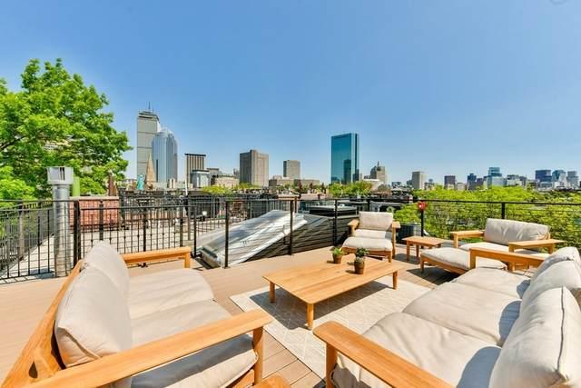 8 Rutland Square #2, Boston, MA 02118 (MLS #72847290) :: EXIT Cape Realty