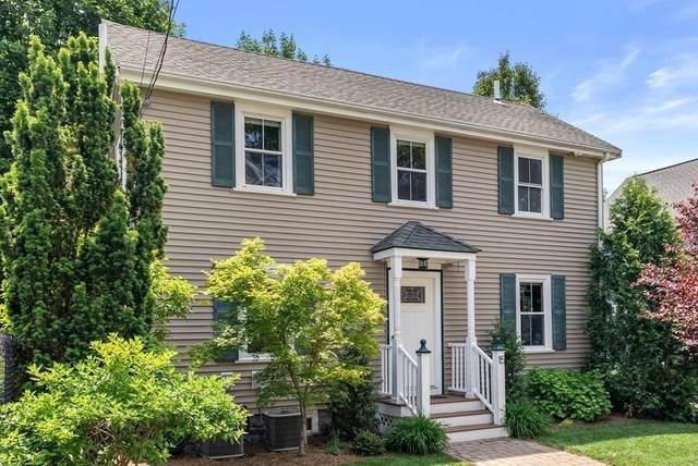 15 Edinboro Ter, Newton, MA 02460 (MLS #72847303) :: Spectrum Real Estate Consultants