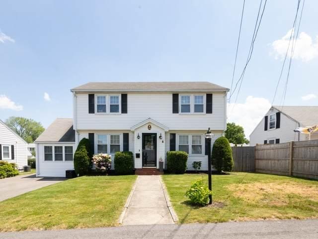 36 Bloomfield St, Quincy, MA 02171 (MLS #72847311) :: Chart House Realtors