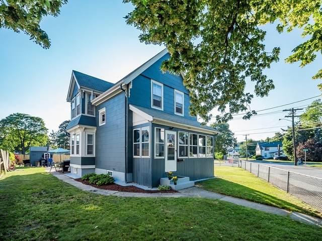 338 Washington St, Taunton, MA 02780 (MLS #72847339) :: RE/MAX Vantage