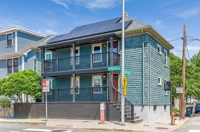 277 Rindge Avenue, Cambridge, MA 02140 (MLS #72847405) :: Spectrum Real Estate Consultants