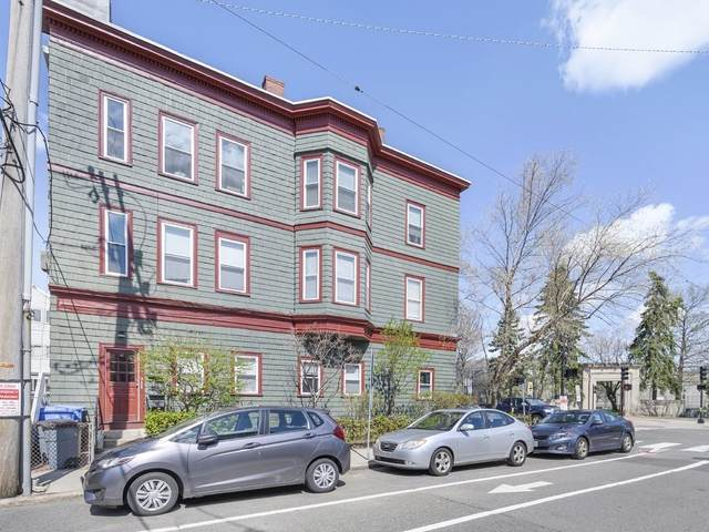 67-69 Ellery St #4, Cambridge, MA 02138 (MLS #72847413) :: Westcott Properties