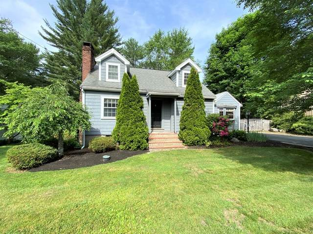 413 S Main St, Andover, MA 01810 (MLS #72847415) :: EXIT Cape Realty