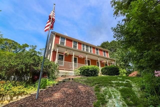 41 Leland Way, Plymouth, MA 02360 (MLS #72847431) :: Westcott Properties