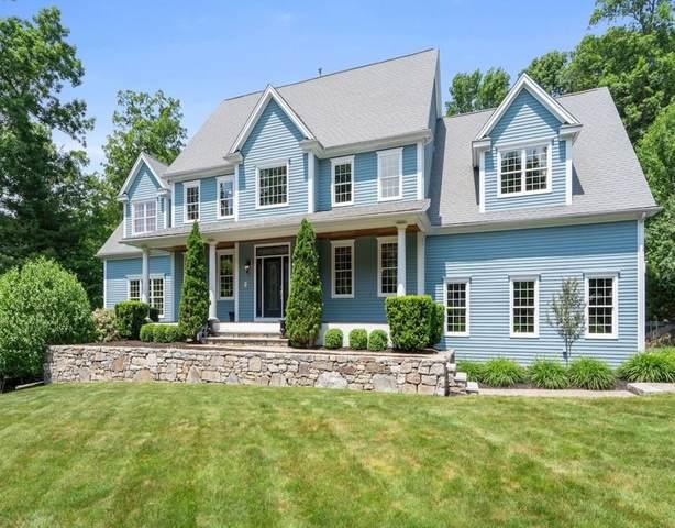 16 Magnolia Lane, Grafton, MA 01536 (MLS #72847436) :: Chart House Realtors
