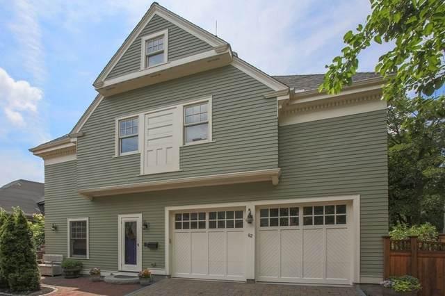 60-62 Powell St #3, Brookline, MA 02446 (MLS #72847448) :: Boston Area Home Click
