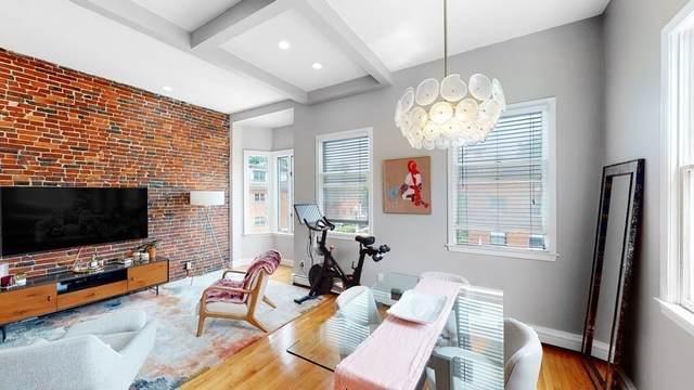 172 Bunker Hill St #2, Boston, MA 02129 (MLS #72847460) :: Westcott Properties