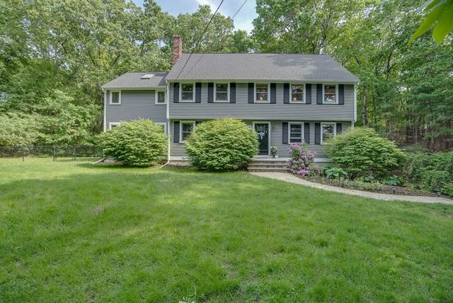 31 Lacy Street, North Andover, MA 01845 (MLS #72847462) :: EXIT Realty