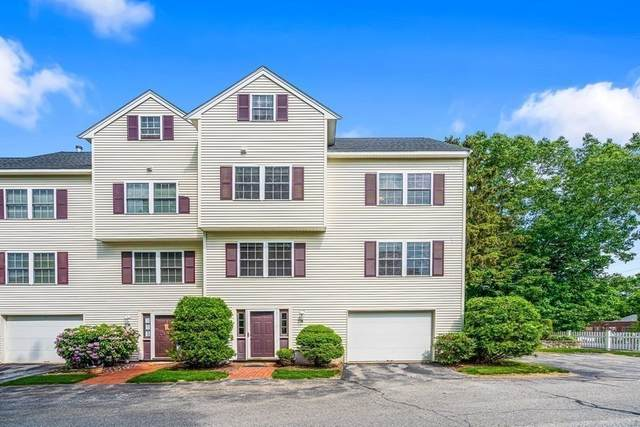 13 Fitch Ct A, Wakefield, MA 01880 (MLS #72847525) :: EXIT Cape Realty