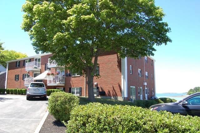 300 River St #12, Weymouth, MA 02191 (MLS #72847528) :: Chart House Realtors