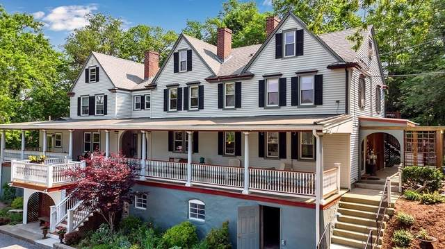 509 Neck Rd #1, Lancaster, MA 01523 (MLS #72847562) :: Re/Max Patriot Realty