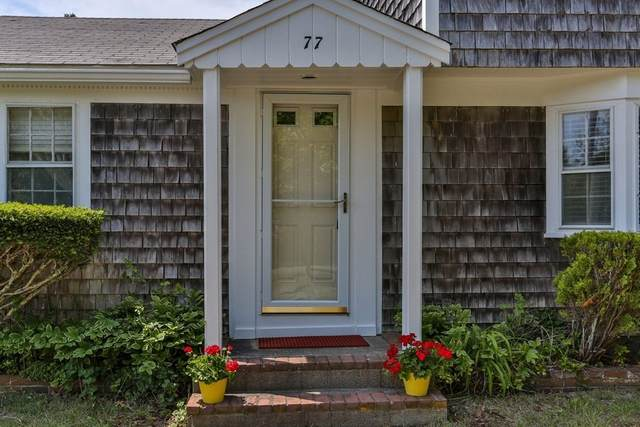 77 Susan Ruth Rd, Dennis, MA 02639 (MLS #72847583) :: Spectrum Real Estate Consultants