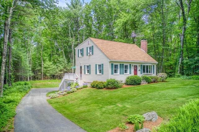 410 Foster St., North Andover, MA 01845 (MLS #72847596) :: EXIT Realty
