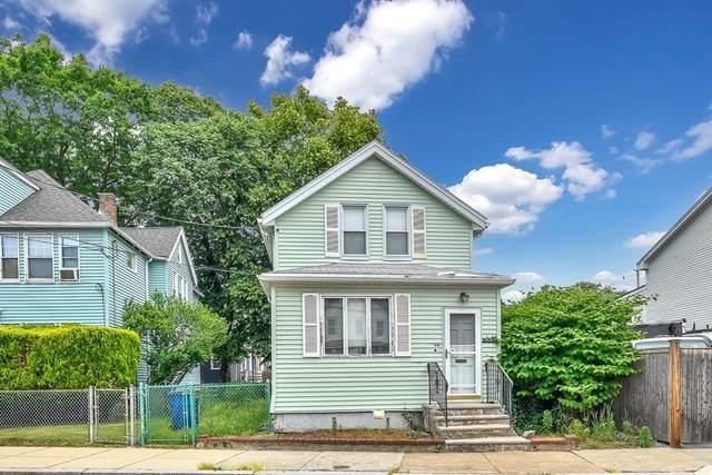 22 Gilman Street, Boston, MA 02131 (MLS #72847607) :: EXIT Cape Realty