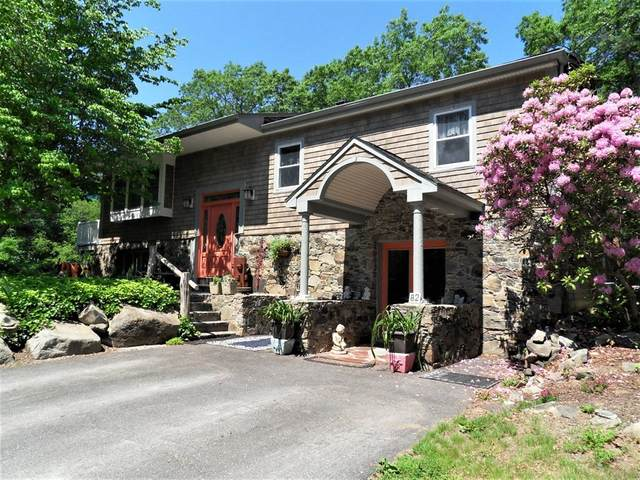 82 Rocky Hill Rd, Rehoboth, MA 02769 (MLS #72847608) :: The Seyboth Team