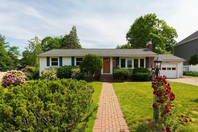 104 Hilltop St, Milton, MA 02186 (MLS #72847660) :: Chart House Realtors