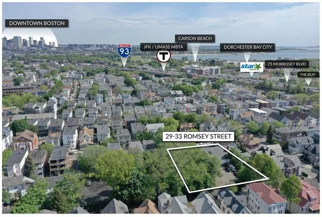 29-33 Romsey Street, Boston, MA 02125 (MLS #72847689) :: Anytime Realty