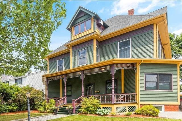 95 Dexter Street, Malden, MA 02148 (MLS #72847737) :: EXIT Cape Realty