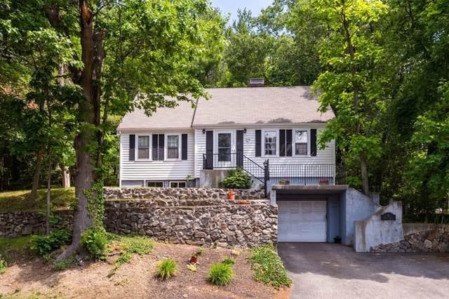 91 North Street, Stoneham, MA 02180 (MLS #72847806) :: Welchman Real Estate Group