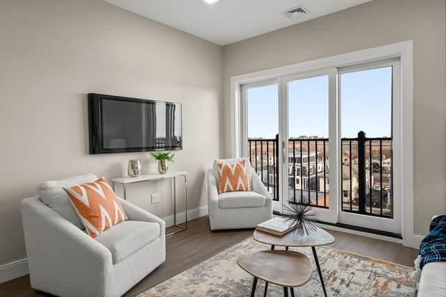 11 Walley #107, Boston, MA 02128 (MLS #72847818) :: Westcott Properties