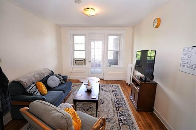 45 Ashford #15, Boston, MA 02134 (MLS #72847820) :: Westcott Properties