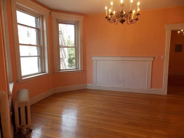 65 Park Drive #11, Boston, MA 02215 (MLS #72847842) :: Kinlin Grover Real Estate