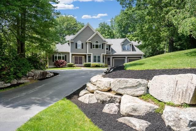 14 Stone Meadow Farm Dr, Shrewsbury, MA 01545 (MLS #72847843) :: The Duffy Home Selling Team