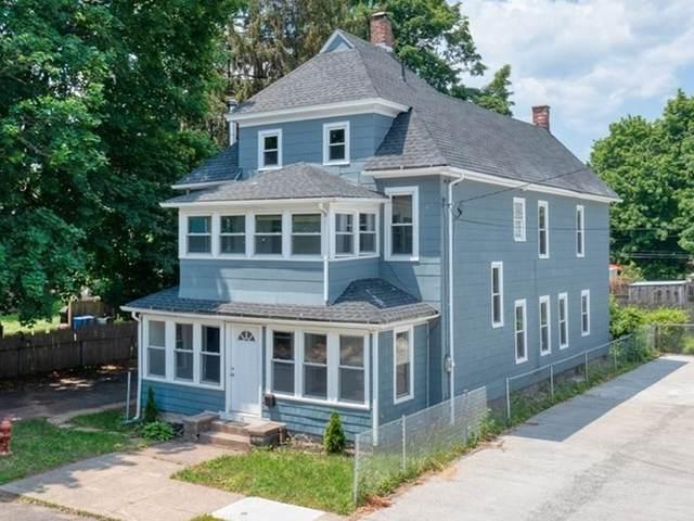 10 Cottage Avenue, Holyoke, MA 01040 (MLS #72847915) :: Conway Cityside