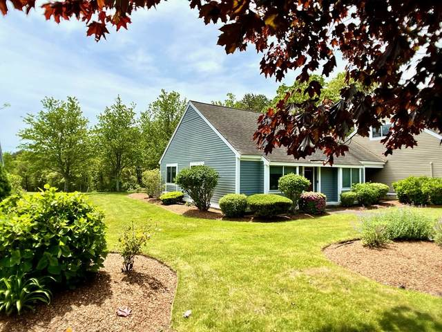 21 Allerton Ln #21, Brewster, MA 02631 (MLS #72847918) :: The Ponte Group