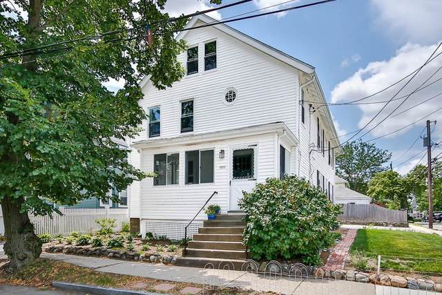 42 Bowdoin St #42, Arlington, MA 02474 (MLS #72847938) :: Spectrum Real Estate Consultants
