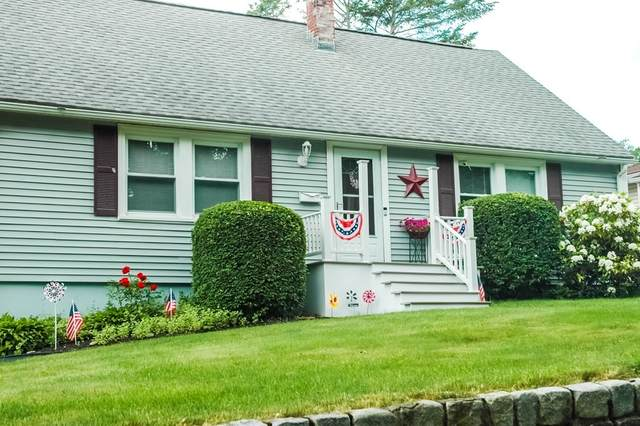 33 Baltic Rd, Worcester, MA 01607 (MLS #72847946) :: EXIT Cape Realty