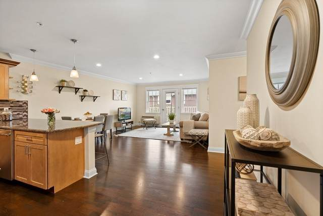 39 Fayette St #206, Quincy, MA 02171 (MLS #72847981) :: EXIT Cape Realty