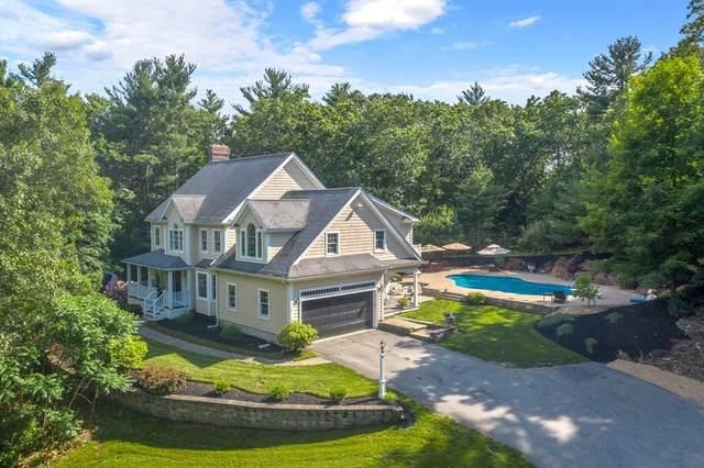 143 Washington St, Boxford, MA 01921 (MLS #72847986) :: Chart House Realtors