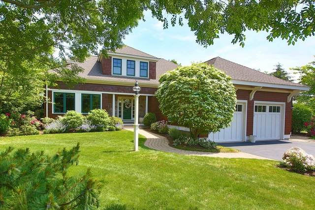 54 Clubhouse Dr #54, Hingham, MA 02043 (MLS #72848053) :: The Ponte Group