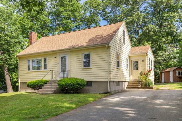 15 Brentwood Ave, Wilmington, MA 01887 (MLS #72848060) :: EXIT Realty