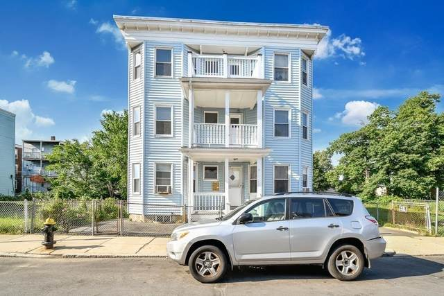 11 Baird St, Boston, MA 02124 (MLS #72848094) :: EXIT Cape Realty