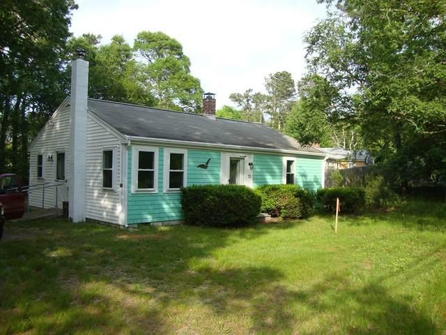 72 Upper County Road, Dennis, MA 02670 (MLS #72848109) :: Spectrum Real Estate Consultants
