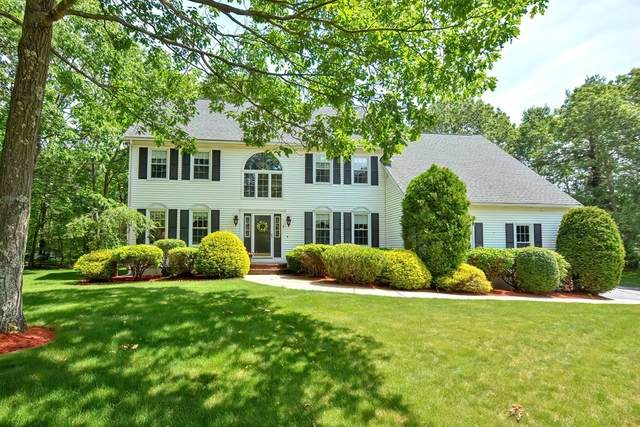 2 Harrison Pl, Franklin, MA 02038 (MLS #72848110) :: Dot Collection at Access