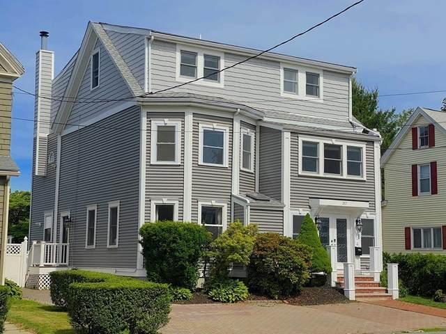 287 Cherry Street, Newton, MA 02465 (MLS #72848205) :: Spectrum Real Estate Consultants