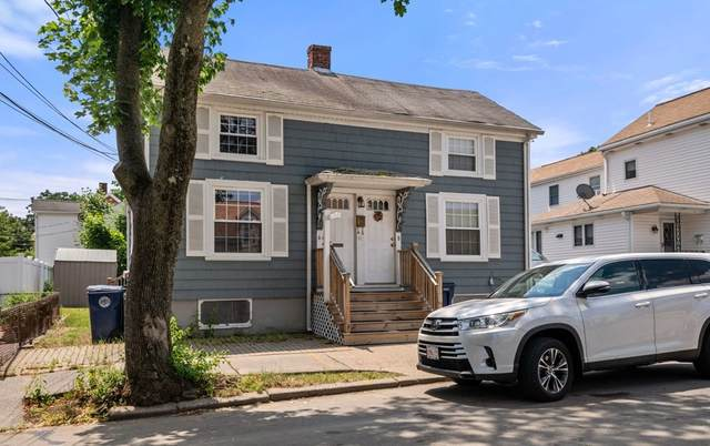 6-8 Gardner St, Newton, MA 02458 (MLS #72848258) :: Maloney Properties Real Estate Brokerage