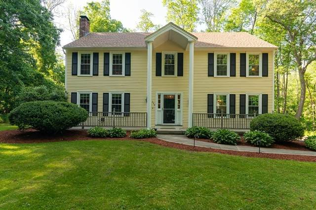 240 Abbott St, North Andover, MA 01845 (MLS #72848314) :: EXIT Realty