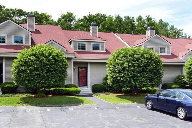 237 South St #5, Shrewsbury, MA 01545 (MLS #72848337) :: The Duffy Home Selling Team
