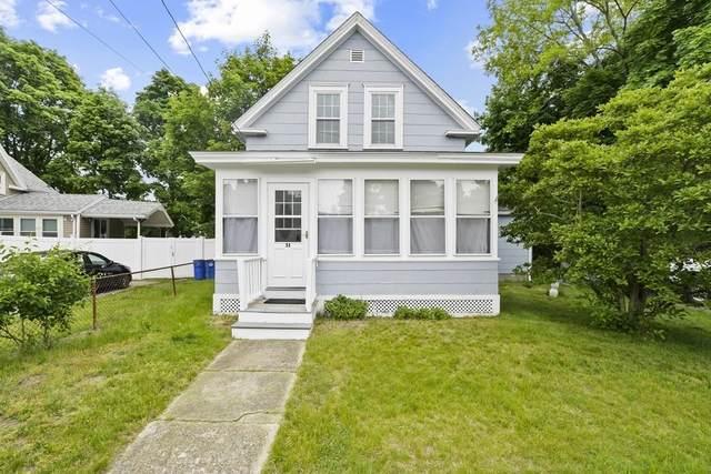 51 Spruce Street, Haverhill, MA 01830 (MLS #72848360) :: Chart House Realtors
