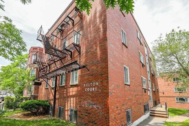 200 Kelton Street #21, Boston, MA 02134 (MLS #72848369) :: Westcott Properties