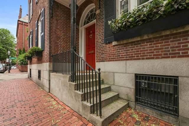 50 Brimmer Street, Boston, MA 02108 (MLS #72848391) :: East Group, Engel & Völkers