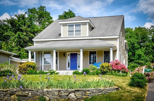 28A Pitts Street 28A, Natick, MA 01760 (MLS #72848419) :: Conway Cityside